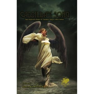Awesome cover for CASSILDA'S SONG designed by Steve Santiago.