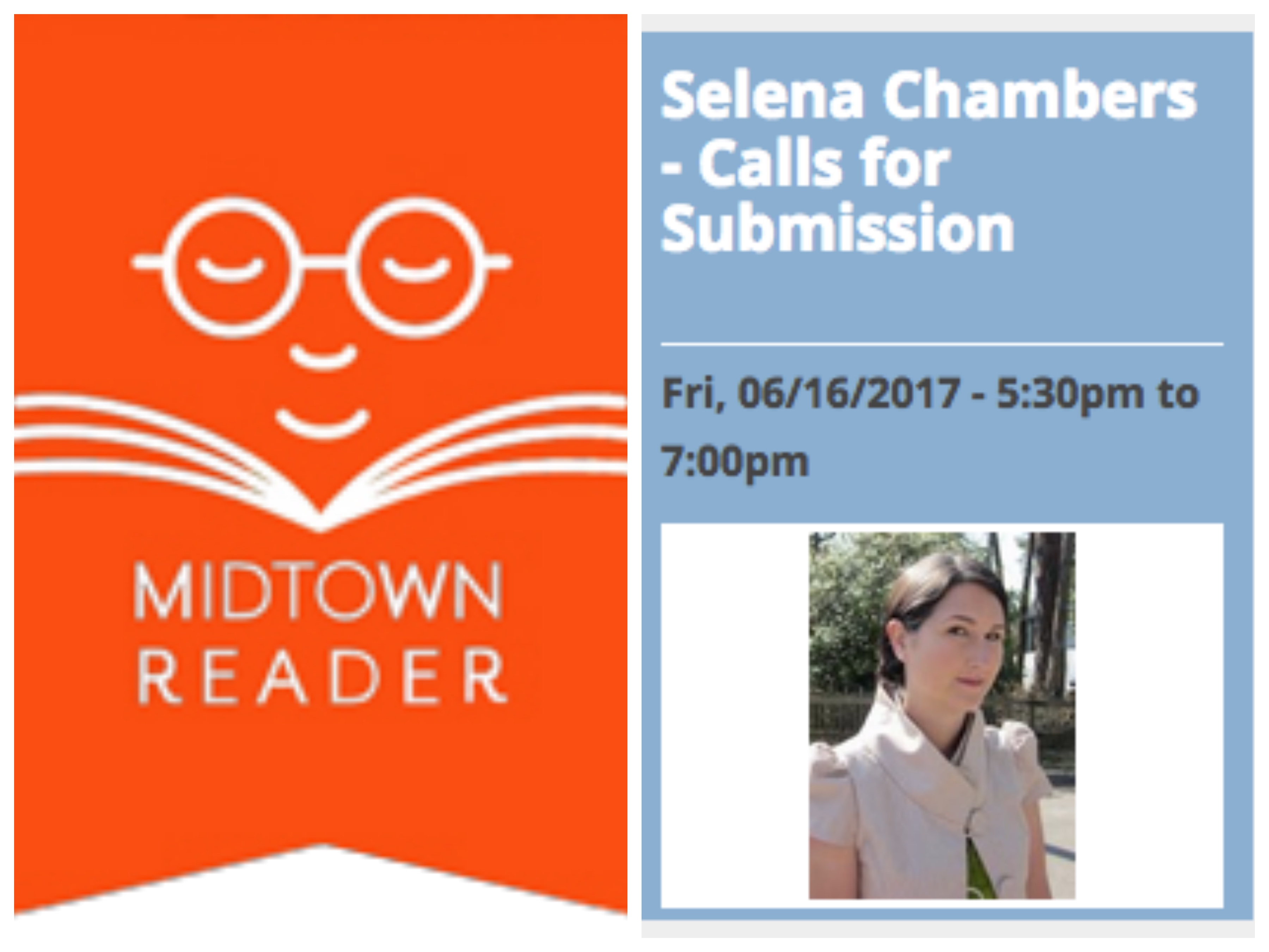 Appearances Book Release Party At Midtown Reader Selena Chambers